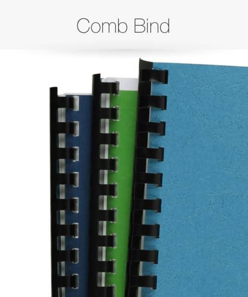 Comb Bind
